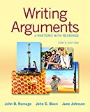 img - for Writing Arguments: A Rhetoric with Readings (10th Edition) book / textbook / text book