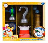 Disney Jake and the Neverland Pirates Hooks Cabinet of Hooks