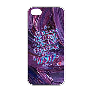 a AND b Designer Printed Mobile Back Cover / Back Case For Apple iPhone 5 / Apple iPhone 5s (5S_2307)