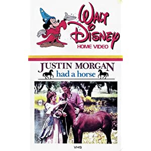 Justin Morgan Had a Horse movie