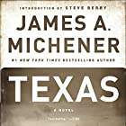Texas: A Novel Audiobook by James A. Michener Narrated by Larry McKeever