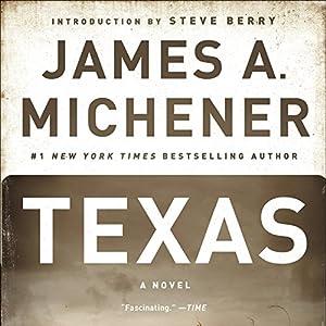 Texas Audiobook