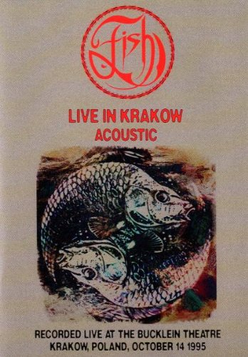 Fish - Live In Krakow Acoustic