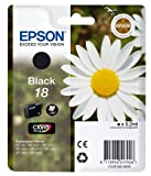 Epson Ink Cart. Claria Home C13T18014010 für Expression Home XP30/XP102/ XP202/XP205/XP302/XP305/ XP402/XP405 Black