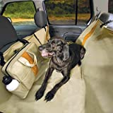 Wander Hammock Car Seat Protector - Khaki - Frontgate