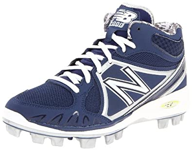 New Balance Men's MB2000M, Black/Silver, US 5.5 D | Amazon.com