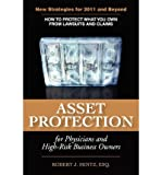 img - for [ Asset Protection for Physicians and High-Risk Business Owners Mintz, Robert J. ( Author ) ] { Paperback } 2010 book / textbook / text book