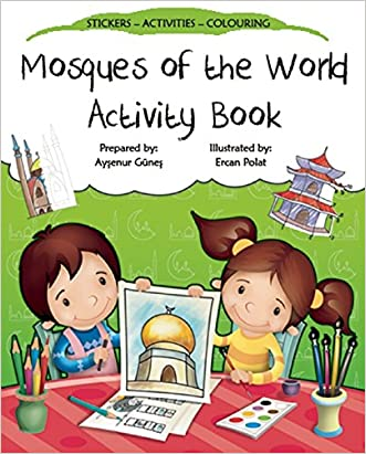 Mosques of the World Activity Book (Discover Islam Sticker Activity Books)