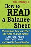 How to Read a Balance Sheet: The Bottom ...