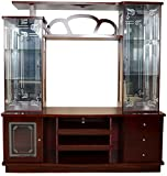 Carigari Entertainment Unit (Brown)