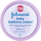 Johnson'S Baby Bedtime Cream - Helps Your Baby Sleep Better 250ml - Pack Of 3