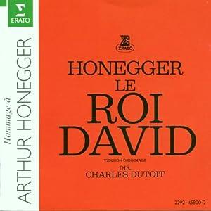 Arthur Honegger, Charles Dutoit, Ensemble Instrumental, Chorale