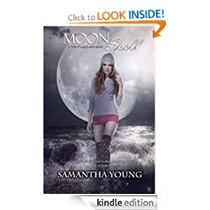 Moon Spell (The Tale of Lunarmorte #1)