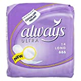 Always Ultra Sanitary Towels Long x 14