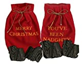 Christmas Lump of Coal (Set of 2 Bags) by Fun World