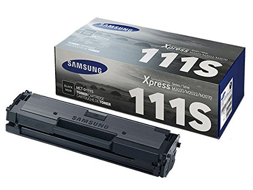 Samsung MLT-D111S Toner for SL-M2020W, SL-M2070W/FW, Black (Samsung Toner Cartridges compare prices)