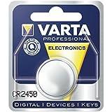 VARTA Knopfzellen Lithium CR 2450, 3 V Electronicszelle CR2450
