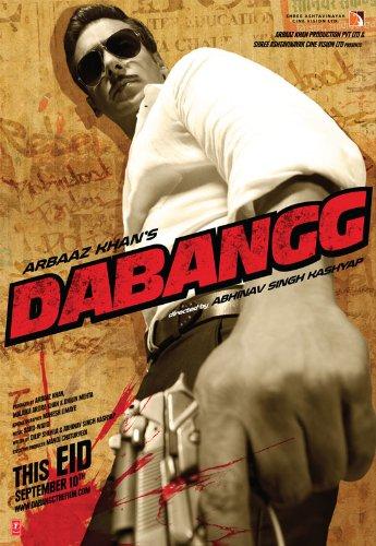 Dabangg (New Salman Khan Action Hindi Film / Bollywood Movie / Indian Cinema DVD)