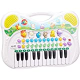 "Simba 104015670 - Play and Learn Tier-Keyboard, 28 x 39 cm, verschiedene Soundsvon ""Simba Toys"""