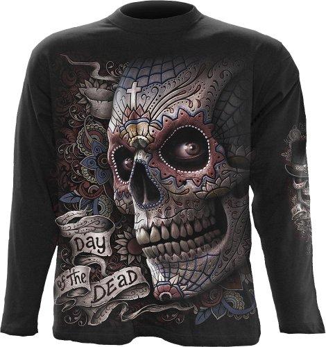 El Muerto Longsleeve T-Shirt