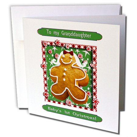 Baby First Christmas Card front-625896