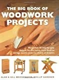 img - for The Big Book of Woodwork Projects book / textbook / text book