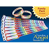 Guardian Angel ID bracelets pack