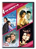 4 Film Favorites: Sandra Bullock Romance [DVD] [Region 1] [US Import] [NTSC]