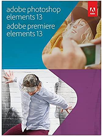Adobe Photoshop & Premiere Elements 13 [Download]