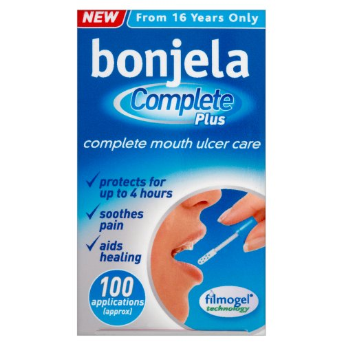 Bonjela Complete Plus 10ml - Complete Mouth Ulcer Care