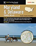 Maryland & Delaware State Travel Atlas