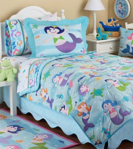 Olive Kids Mermaids Comforter
