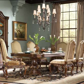 Maple Dining Room Sets Discont Black Friday Price Hooker Beladora 7 Piece Pe