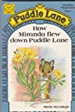 How Miranda Flew Down Puddle Lane (Puddle Lane reading programme - stage 1)
