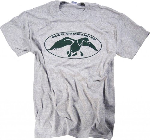 Duck Dynasty T-Shirt DVD TV Show Authentic Clothing Apparel Gear Merchandise Duck Commander Logo Shirt