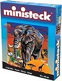 31874 - Ministeck - Afrika: Elefant, ca. 4.700 Teile, 4700 Teile von ministeck creativ