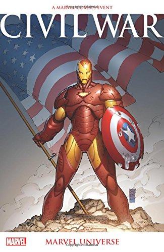 Civil War: Marvel Universe (New Printing) (Marvel Civil War Marvel Universe compare prices)