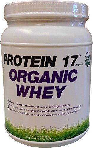 Organic whey protein 17