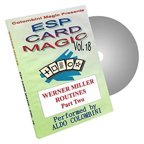 MMS ESP Card Magic Volume 18 by Wild-Colombini Magic DVD - 1