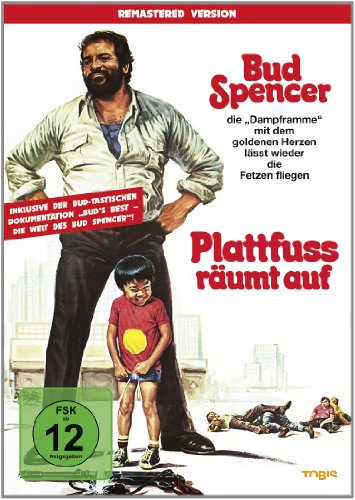 Bud Spencer - Plattfuß räumt auf (Remasterd Version)