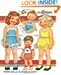 The Six Little Steppers: Paper Dolls,...