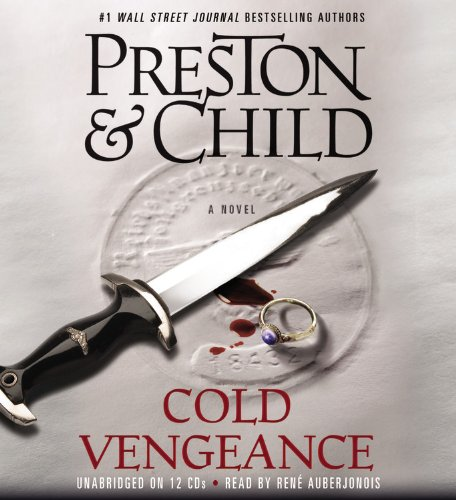 Cold Vengeance (Books On Cd Preston & Child compare prices)