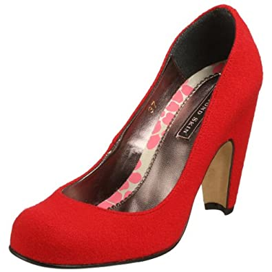Amazon Red Pump Shoes