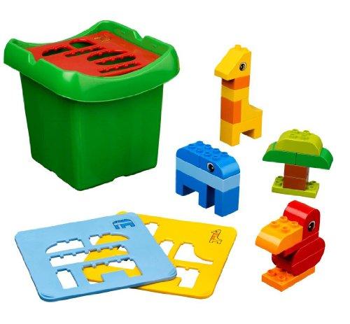 レゴ デュプロ ブロック・パズルボックス 6784