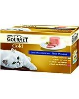 Gourmet Gold - Les Mousselines - 4 x 85 g