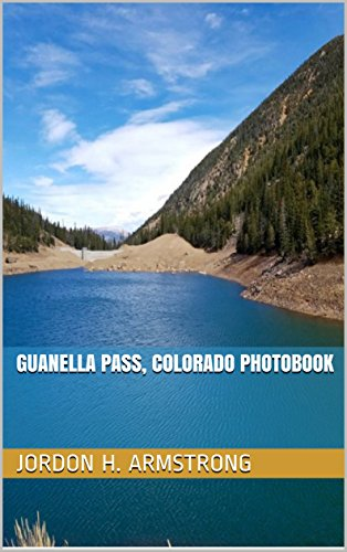 guanella-pass-colorado-photobook-english-edition