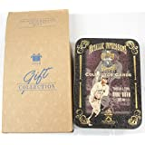 Avon Metallic Impressions - Cooperstown Collection - 5 Embossed Metal Collector Cards - Babe Ruth