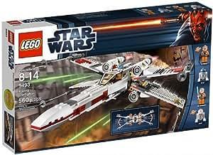 Lego Star Wars - 9493 - Jeu de Construction - X-Wing Starfighter