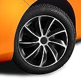 16 Zoll Radkappen QUAD passend für fast alle Fahrzeugtypen