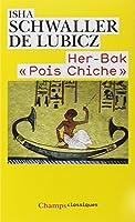 Her-Bak pois chiche